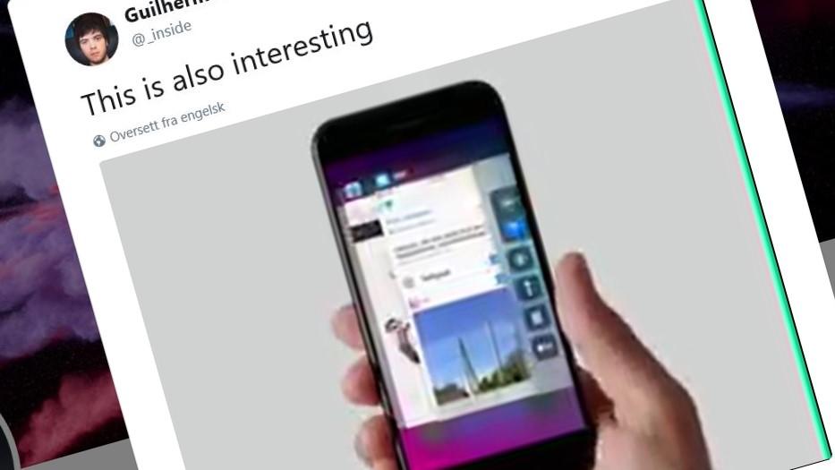 To videoer kan avsløre iPhone 8-planer.