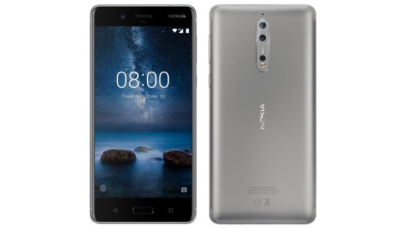 Nokia 8 kan bestilles i dag.