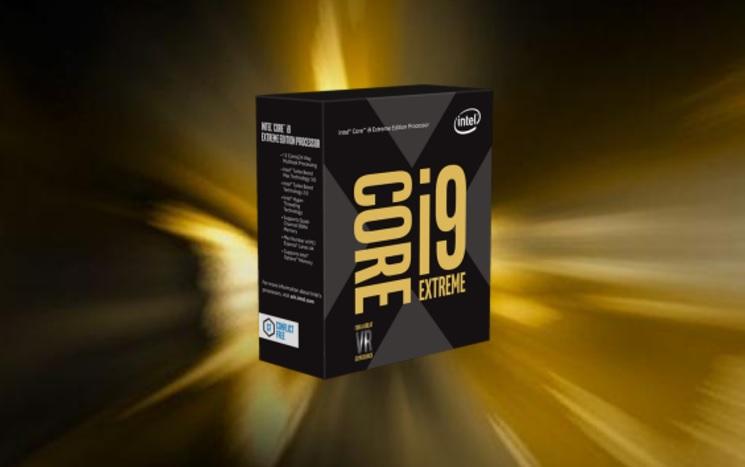Intels råeste i9-CPU kommer i september.
