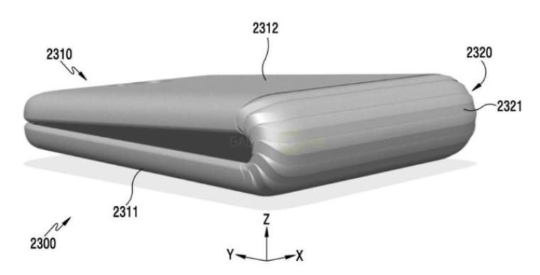 Slik ser et av konseptene til Samsung ut.