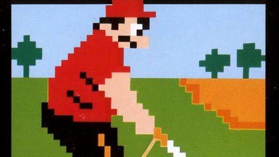 Det gamle golfspillet til NES fra 1991 er å finne i samtlige NES-konsoller skal vi tro en hobbytukler.