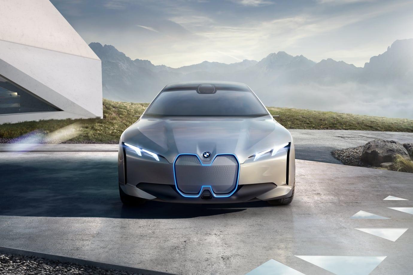 BMW i Vision Dynamics.