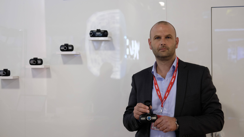 Robert Ingebretsen er nordisk sjef for Nextbase.