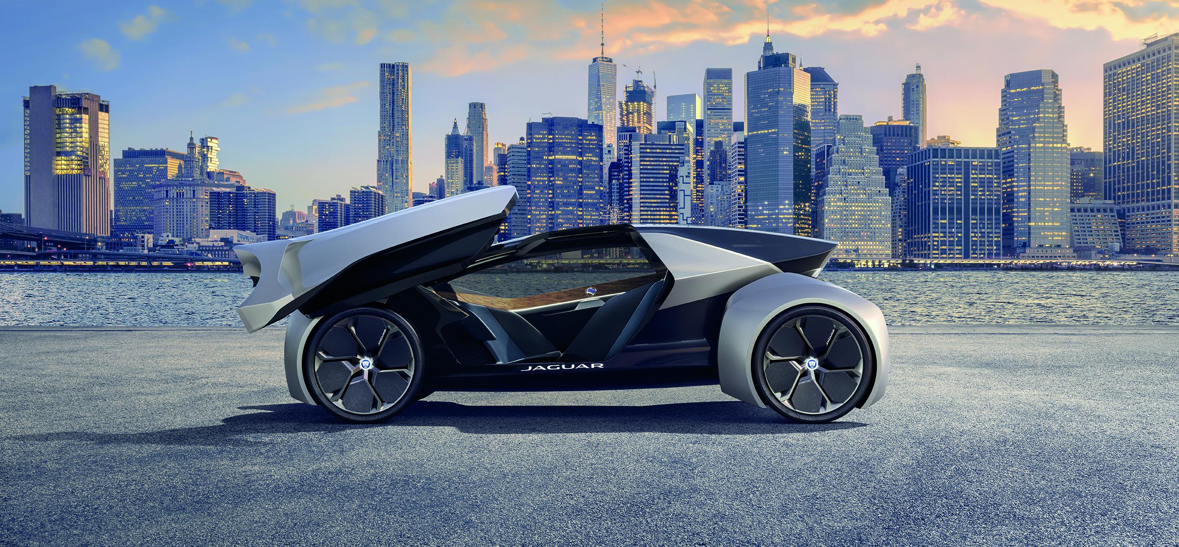Future-Type representerer fremtidskonseptet til Jaguar Land Rover.