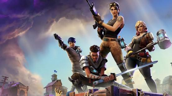 Fortnite-spillere på Xbox og PlayStation møttes plutselig.