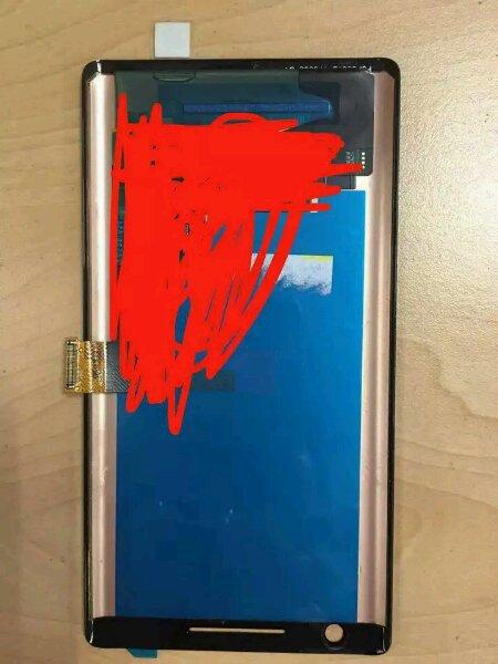 Dette hevdes å være Nokia 9-panelet.