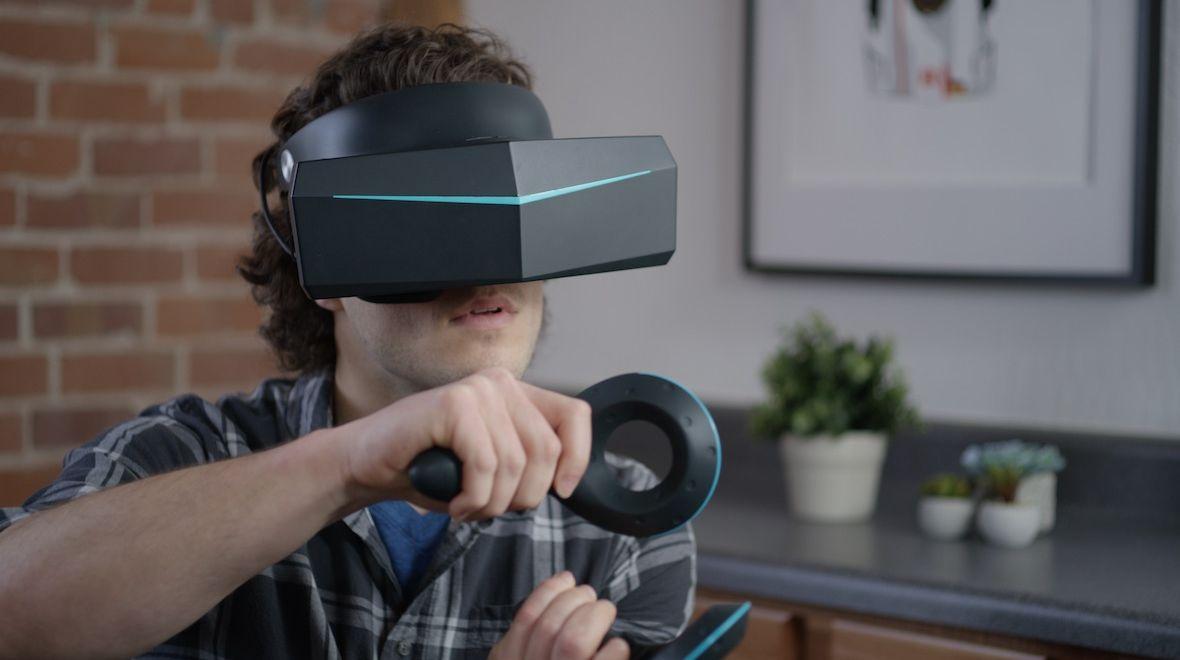 Pimax 8K VR har samlet inn flere millioner kroner.