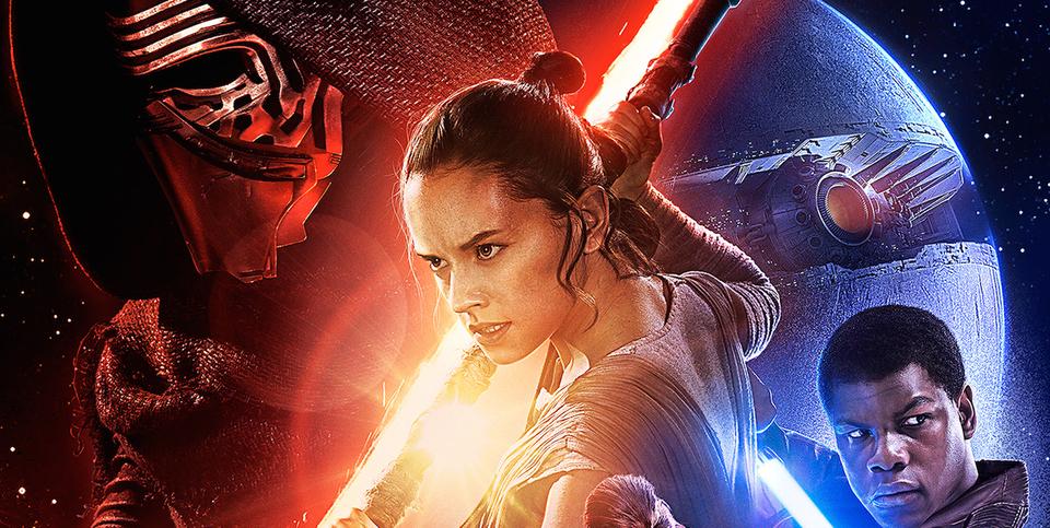 Star Wars The Force Awakens er per dags dato tilgjengelig i norske Netflix.