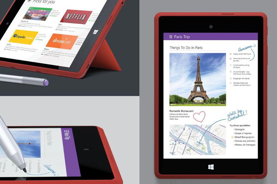 Slik kunne Surface Mini ha blitt.