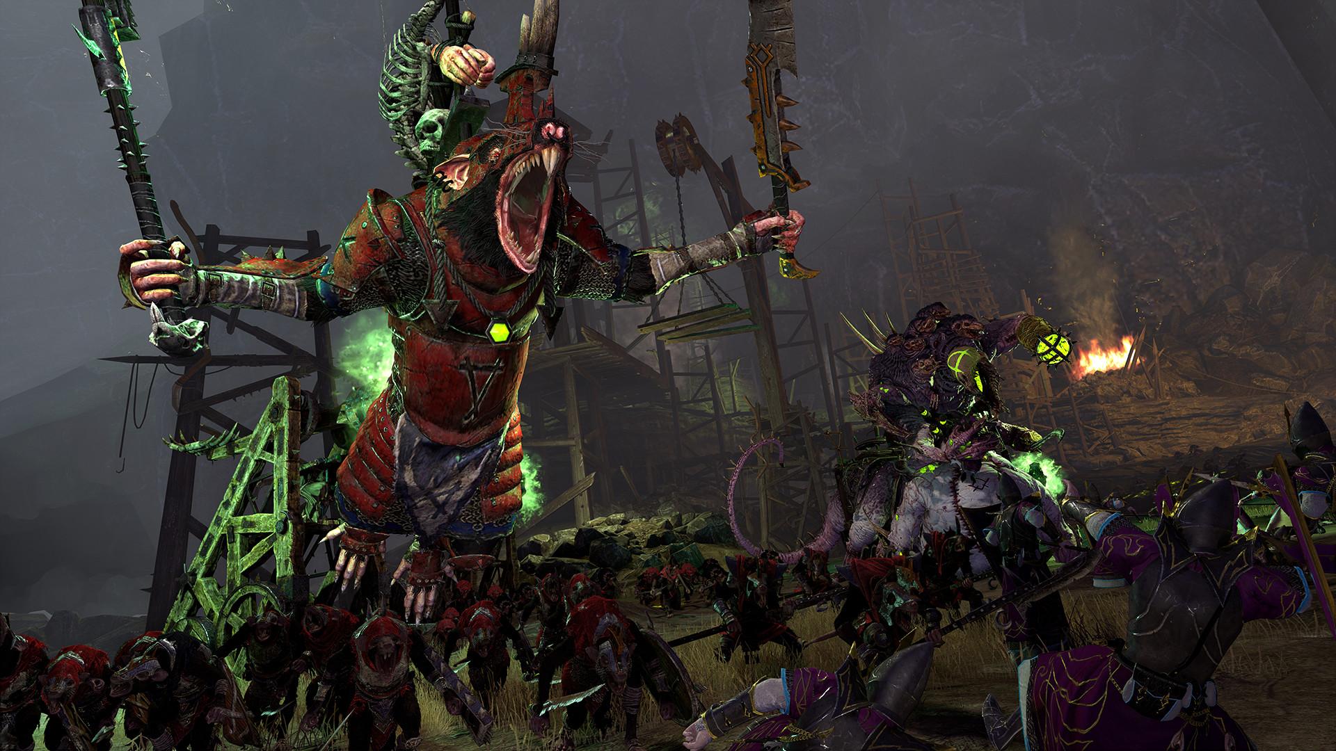 Piratbeskyttelsen i Total War: Warhammer 2 ble brutt på få timer.