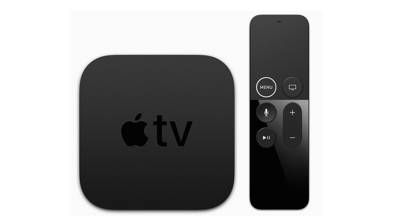 Apple TV 4K prosesserer videoen til ett videoformat.