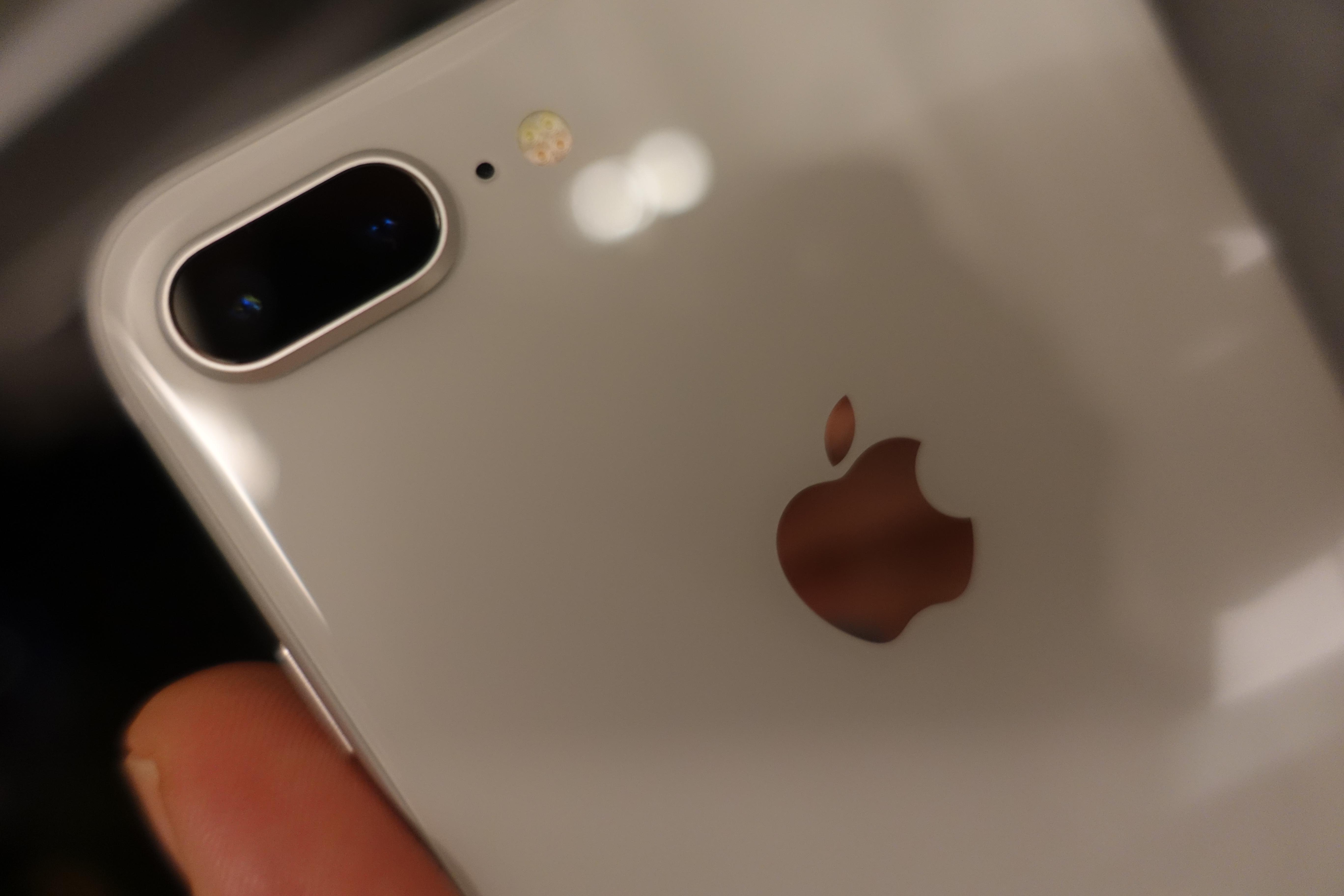 Hvordan synes du iPhone 8 Plus gjør det mot Note 8?