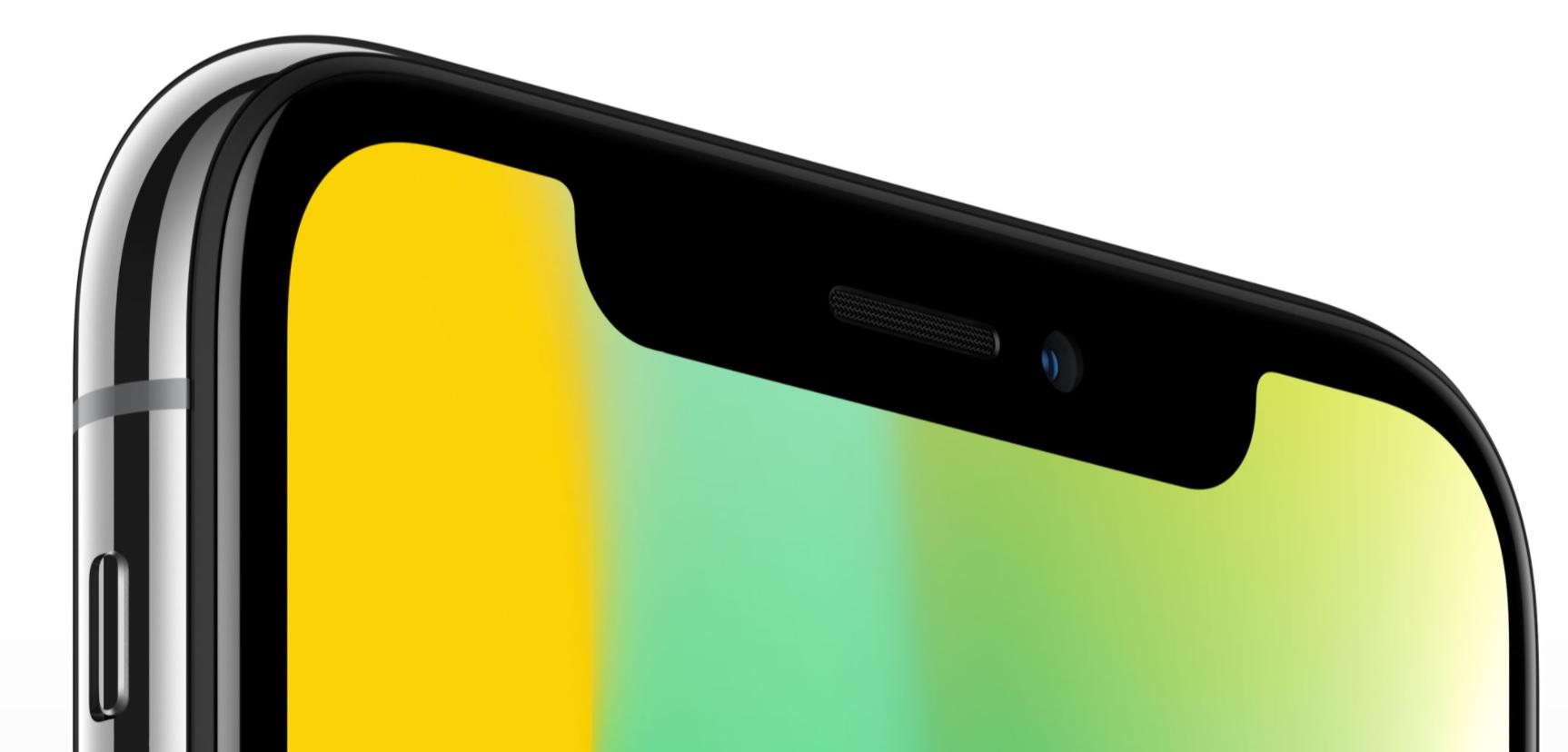 Andre medarbeidere hadde prøvd å logge på demo-enheten, og feilet, er forklaringen til Apple etter at Face ID ikke fungerte første gang de skulle demonstrere tirsdag kveld. Det er denne haken på toppen av mobilen som huser kamra og sensorene til Face ID.