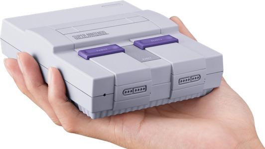 SNES og NES Classic Edition har samme maskinvare.