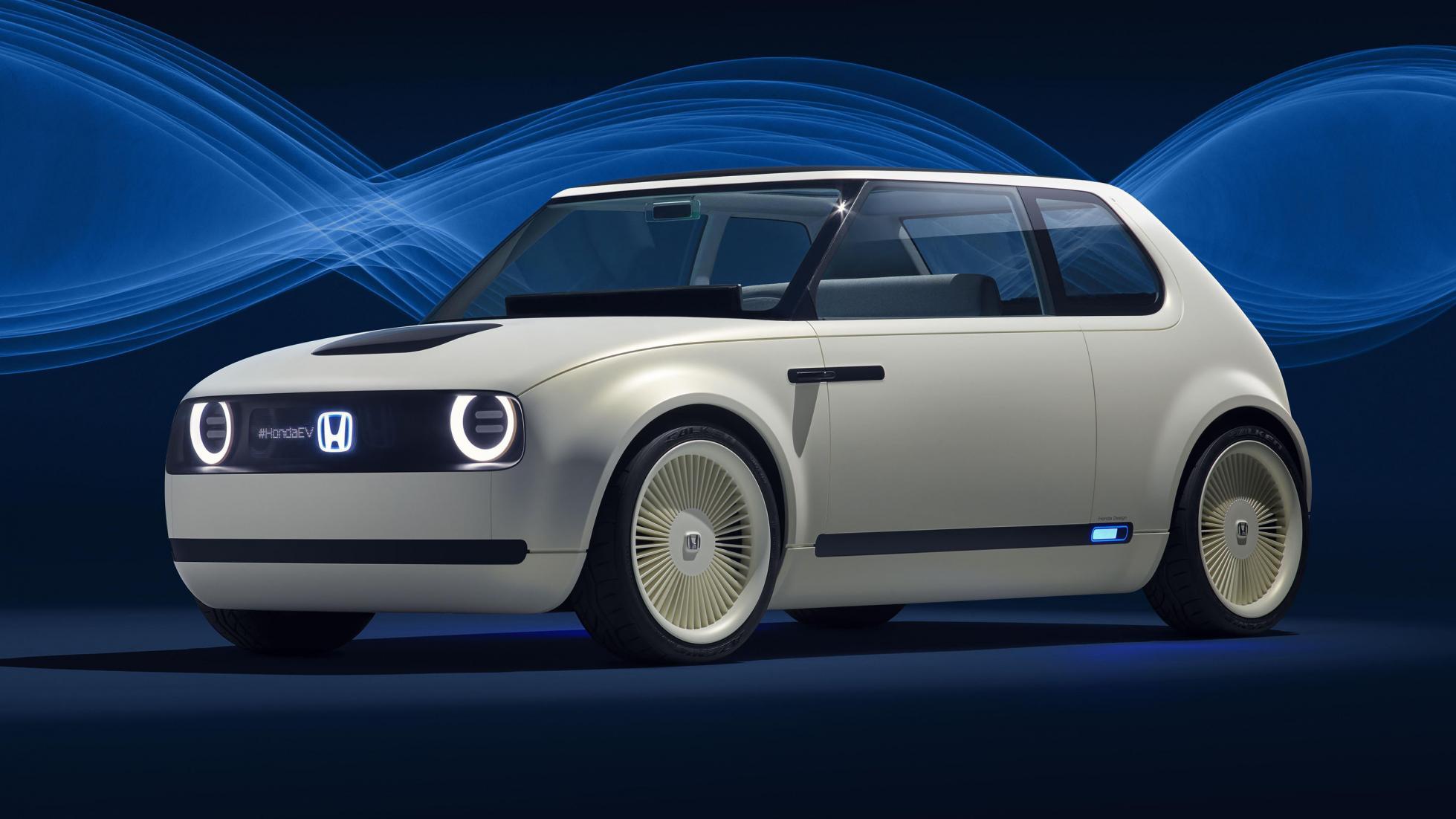 Dette er et herlig konsept fra Honda som realiseres allerede om et par år.