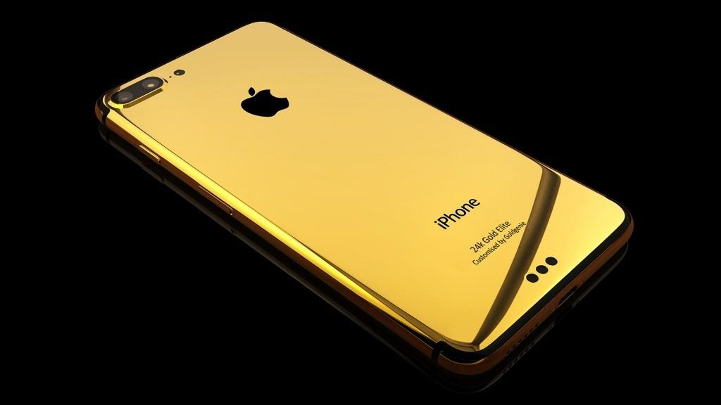 iPhone Edition kommer trolig i gull.