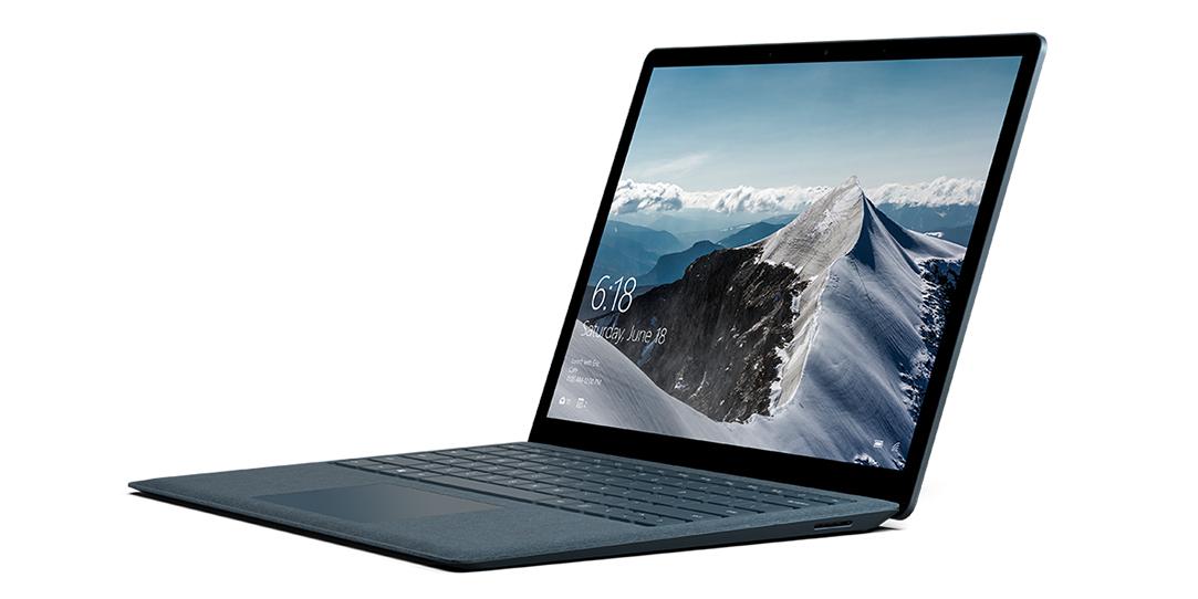 Surface Laptop finnes i flere farger nå, også i Norge. Den aller råeste modellen lanseres i oktober.