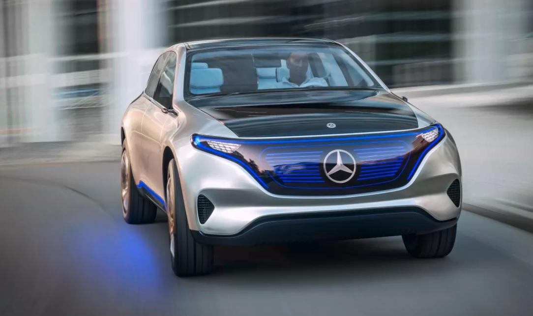 Nordmenn som reserverer blir de første i verden som kan kjøre Mercedes-Benz sin nye elbil som kommer 2019.