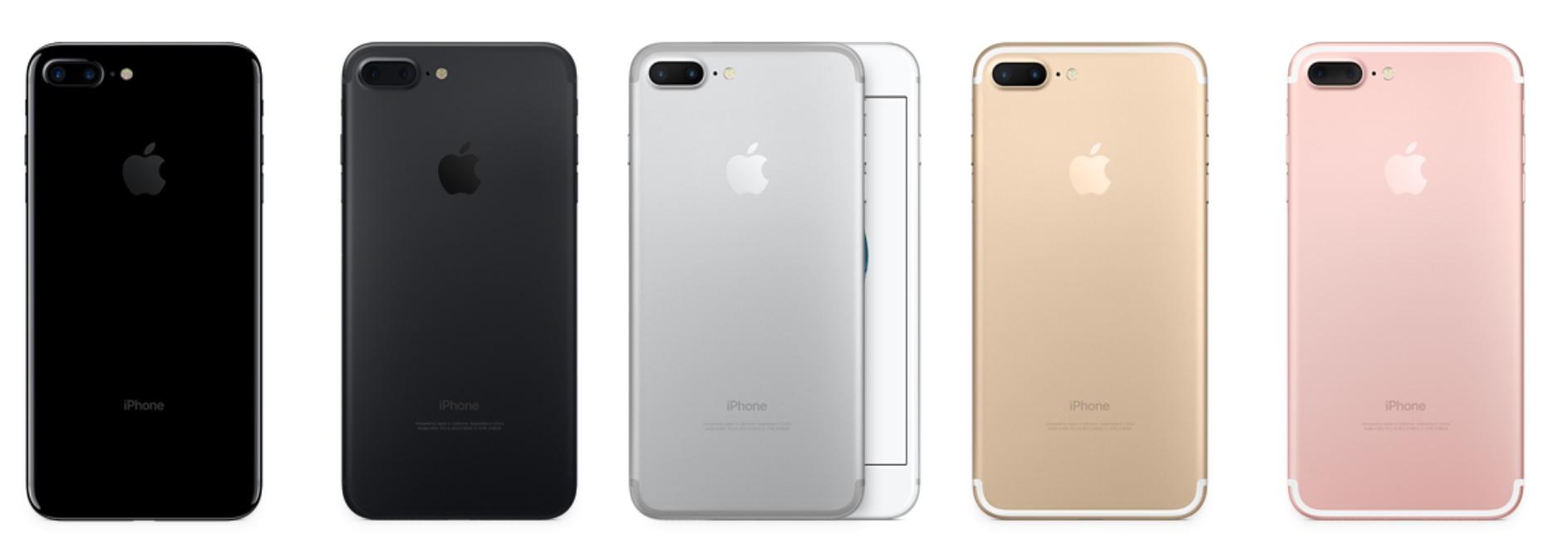 iPhone 7 Plus (avbildet), SE og 6s og 6s Plus har alle fått ganske store priskutt etter iPhone-lanseringene i går kveld.