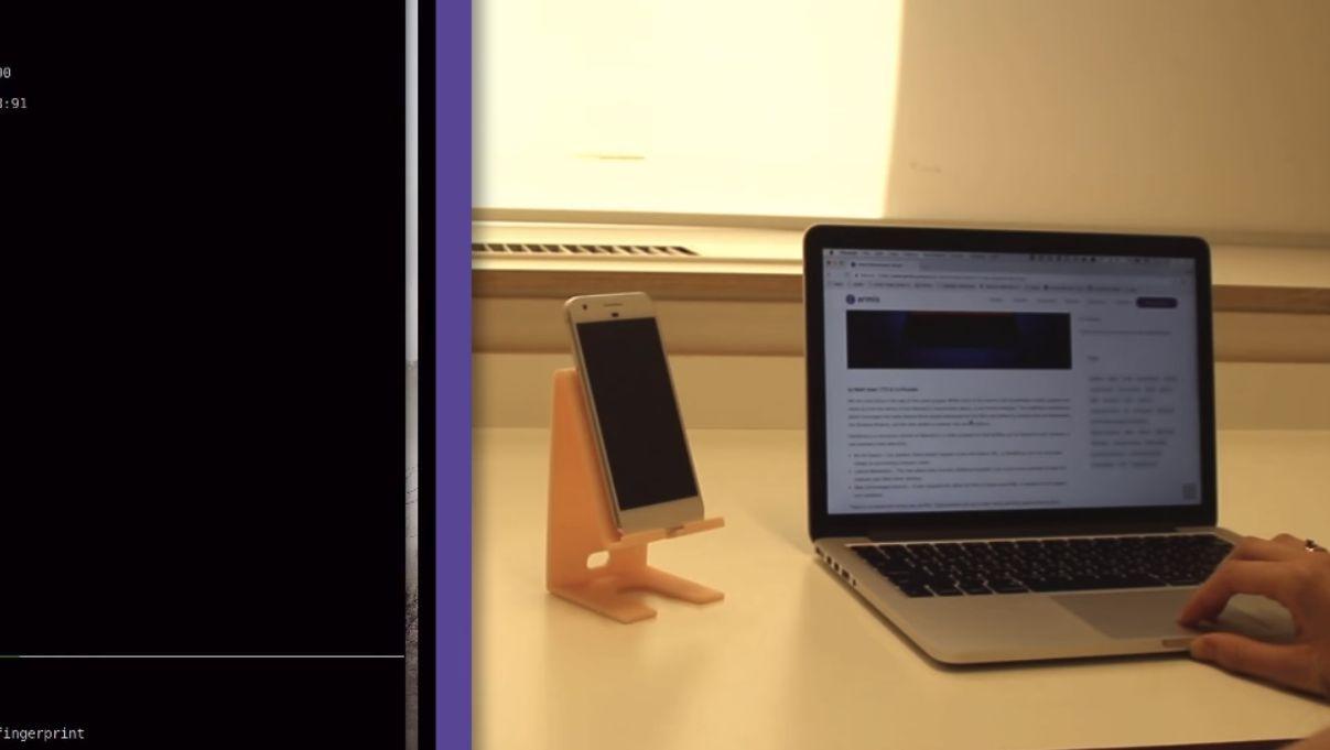 Armis demonstrerer hvordan de tar kontroll over enheter som ikke er sikret, trådløst, med Bluetooth.