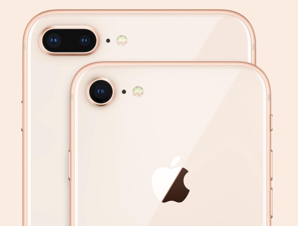 iPhone 8 64GB koster 8890 kroner.