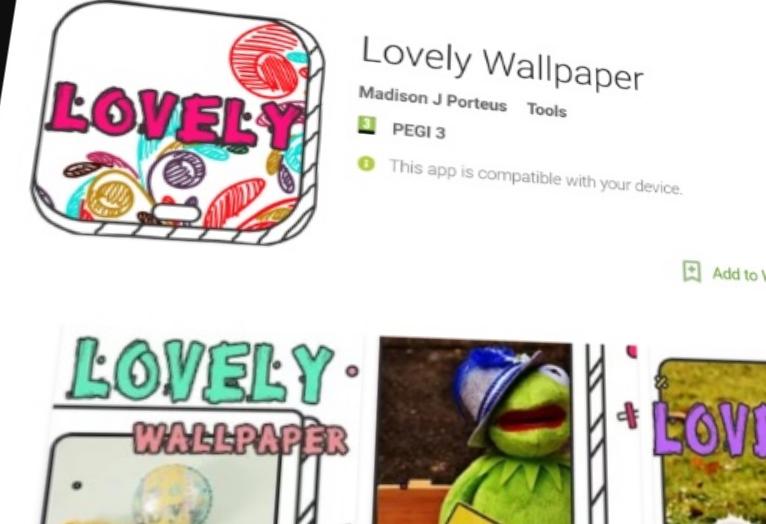 En av appene som var å finne på Google Play Store med skadevaren ExpensiveWall.