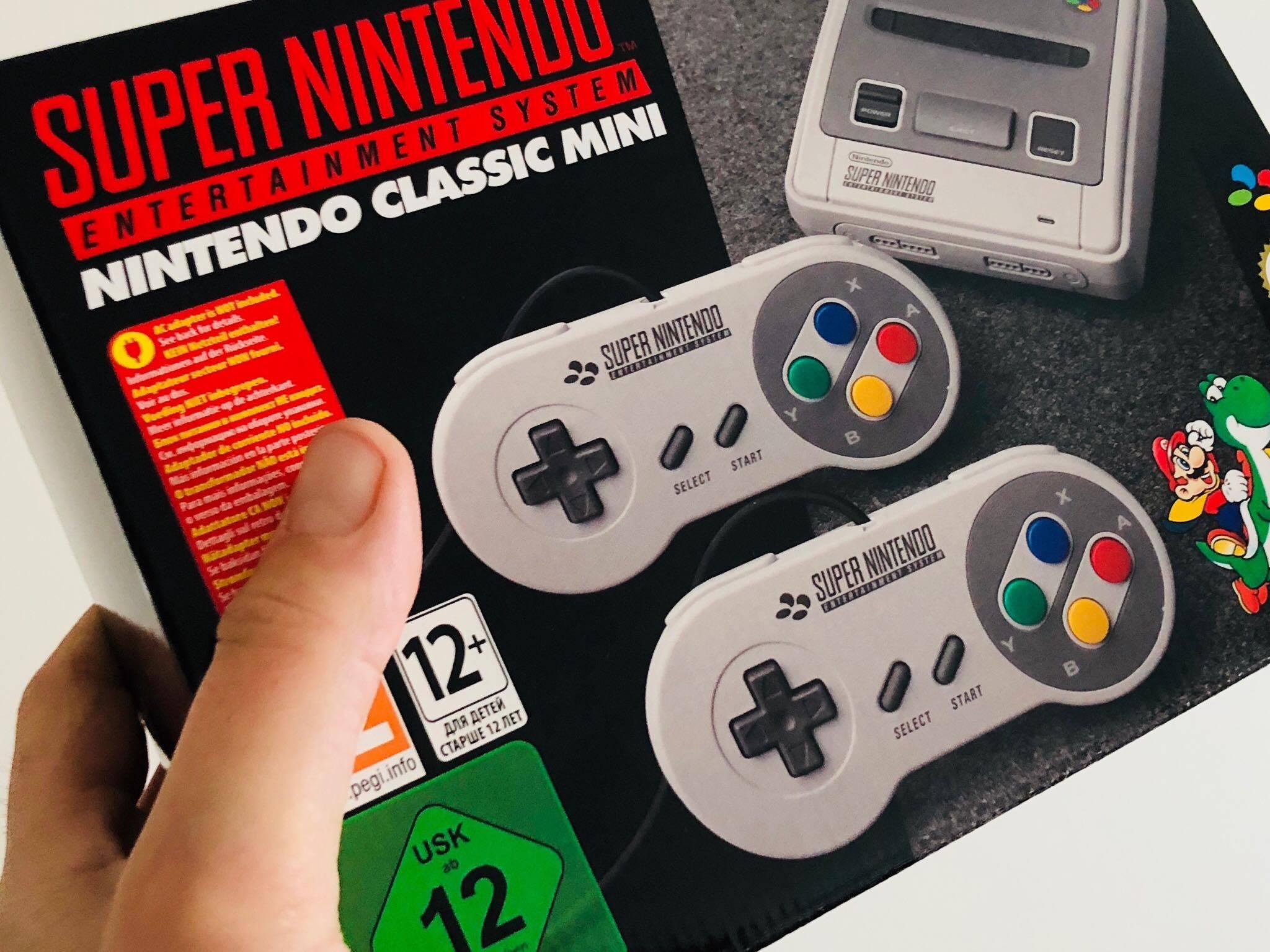 Nintendo har hatt braksuksess med først NES Classic, og nå trolig SNES Classic i nyutgivelser med spillene bakt inn i konsollene.