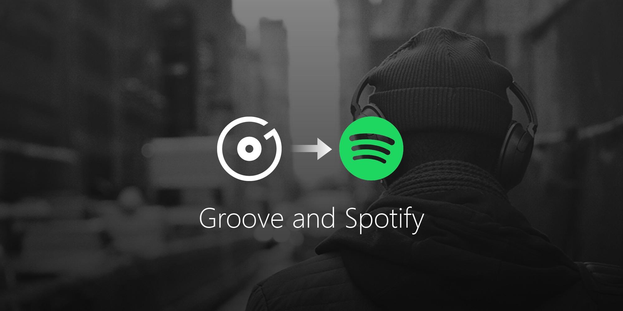 Groove Music som strømmetjeneste er død.