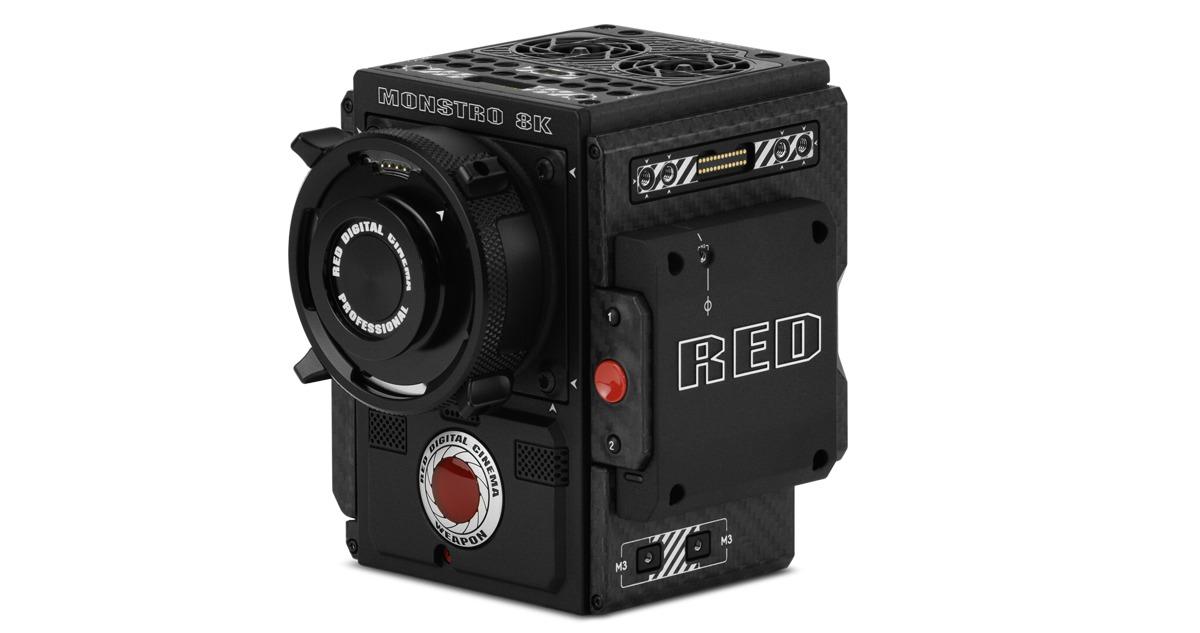 Reds nye kamera kan bestilles nå for glade amatører og proffer. Produktet er tilgjengelig fra tidlig neste år.