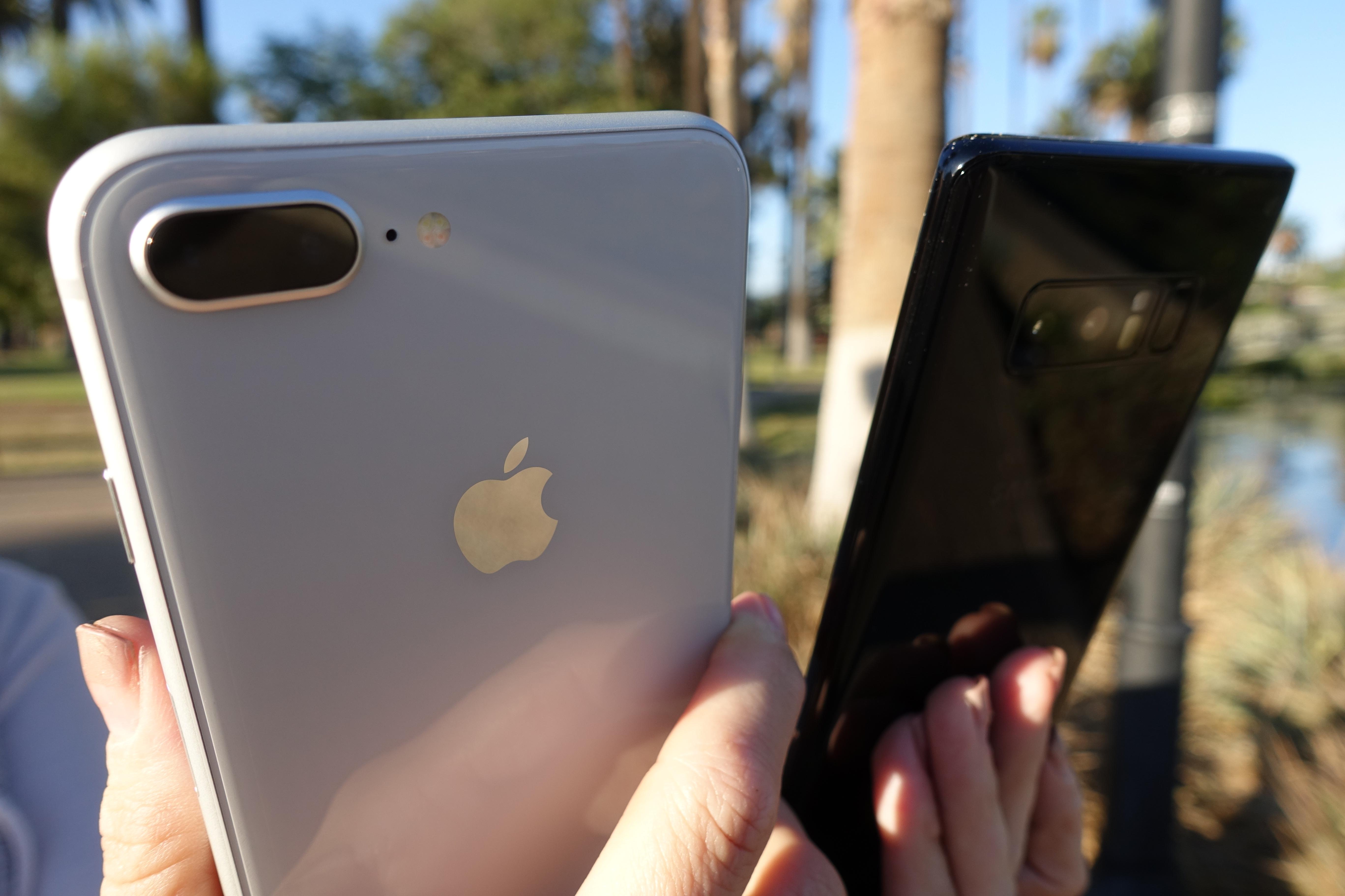 """Vi elsker """"sølv""""-iPhone igjen."""