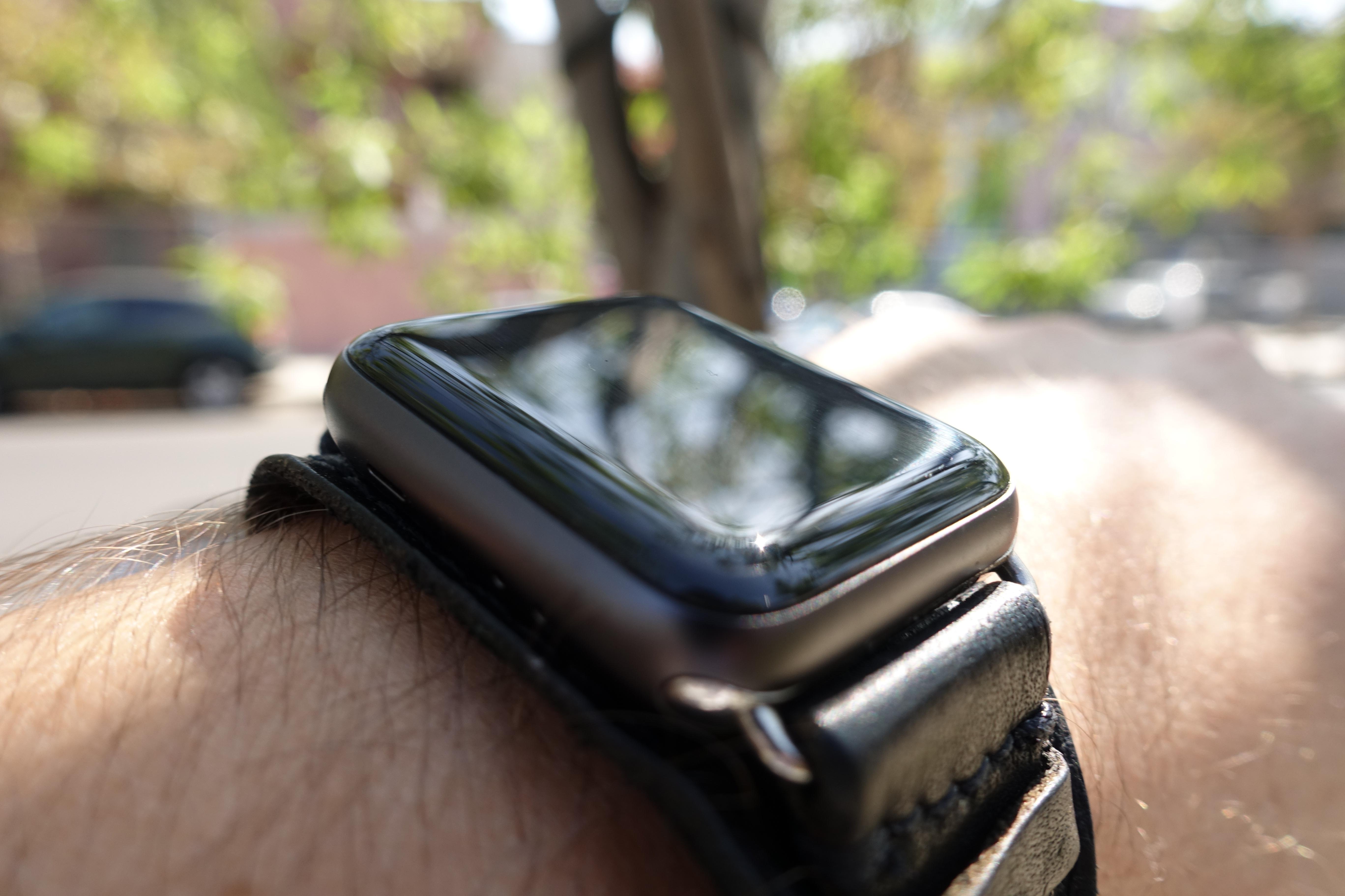 Apple Watch er fremdeles seg selv lik.