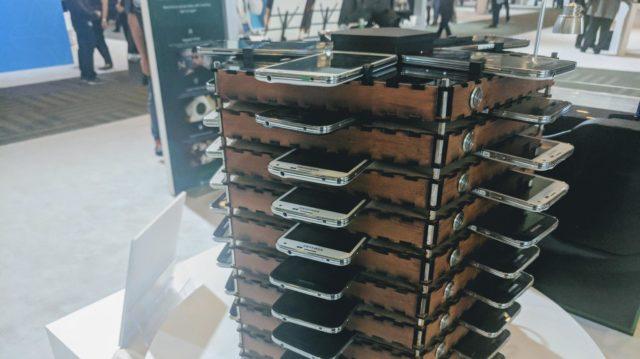 40 gamle Galaxy S5 graver etter digital valuta.