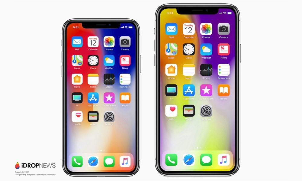 En større iPhone X er trolig på vei og kan få støtte for Apple Pencil.