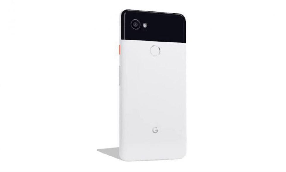 Pixel 2 XL i svart/hvitt er allerede utsolgt.