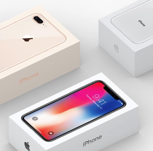 Apple og iPhone står sterkere i hjemlandet enn noen annen del av verden.