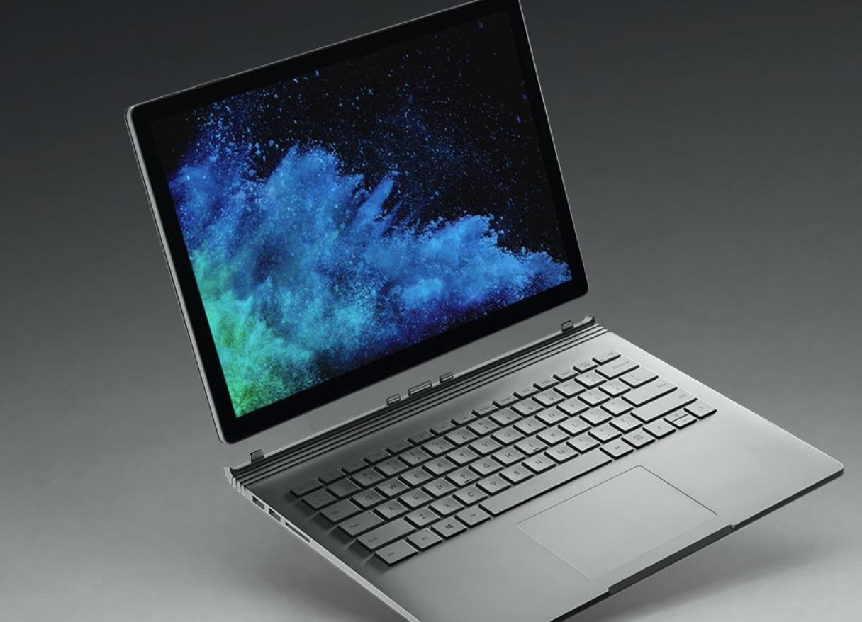 """Surface Book 2 13"""" kan forhåndsbestilles 9. november, også i Norge."""