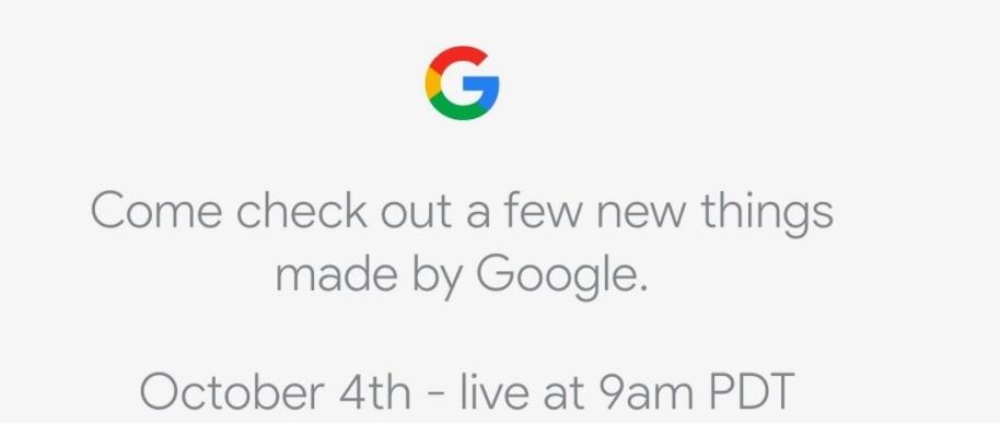 Det skal avsløres en rekke nye Google-produkter førstkommende onsdag klokken 18:00.