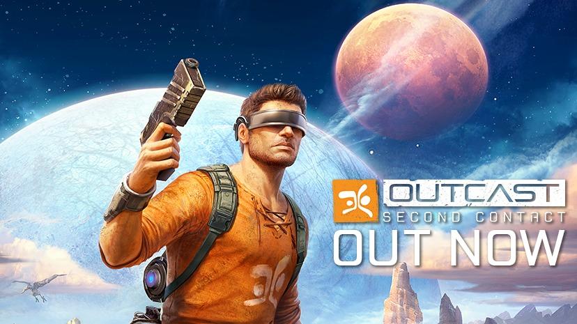 Det er Bigben Interactive som står bak nye Outcast.
