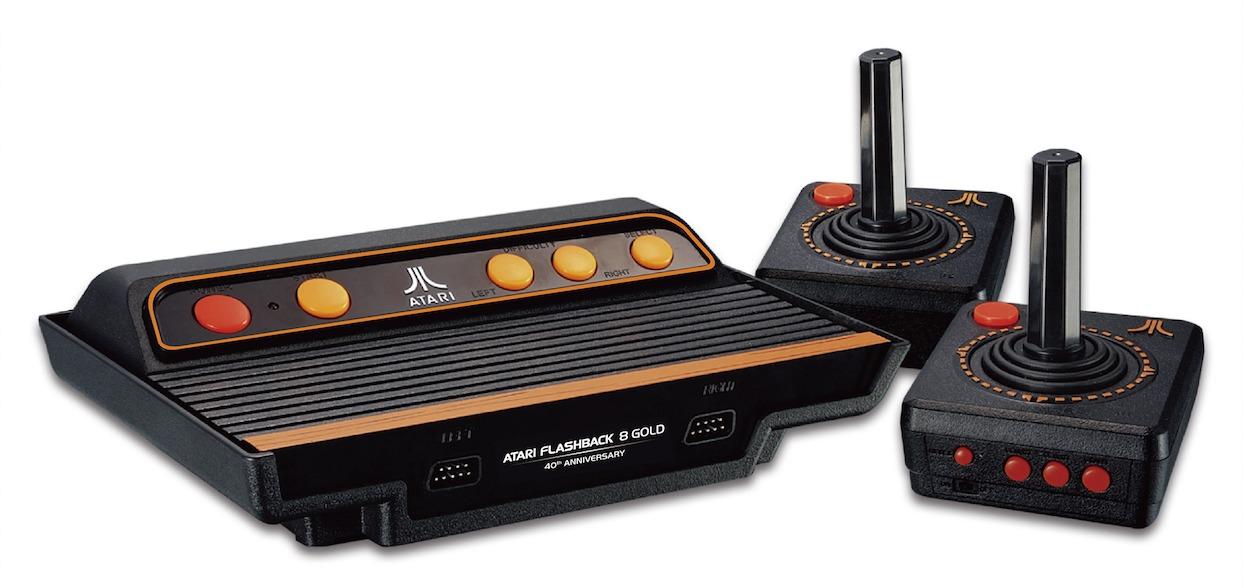 Atari Flashback 8 HD.
