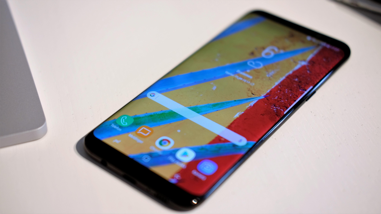 Nå kan Galaxy S8-brukere teste Android 8, men ikke norske.