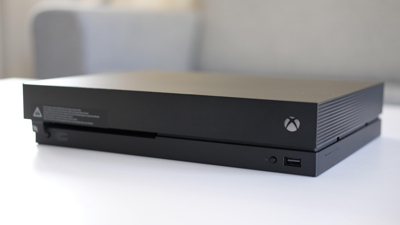 Xbox One X leverer 1440p ut.