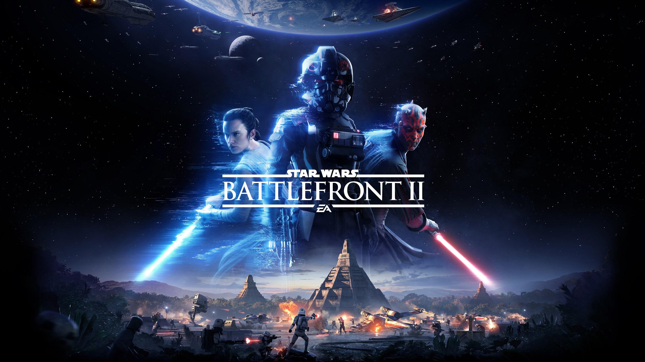 Lucasfilm kommenterer Battlefront II-saken.