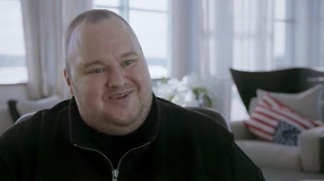 Kim Dotcom planlegger et nytt Internett. Her fra traileren til filmen om ham selv.