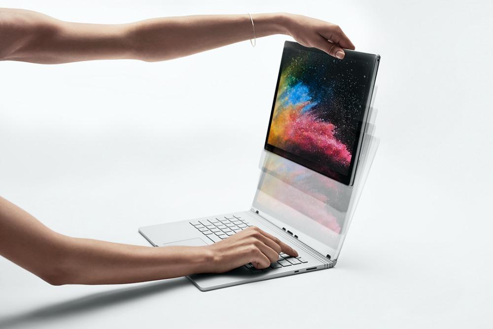 Surface Book 2 lanseres neste uke.