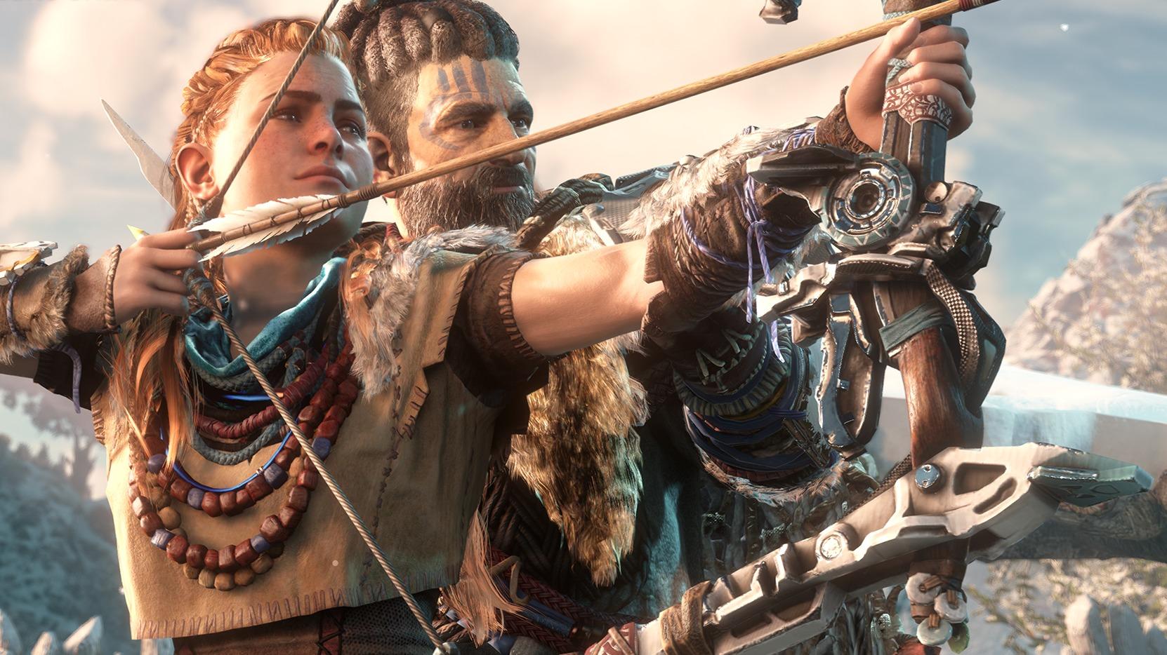 Horizon Zero Dawn er et av årets beste spill.