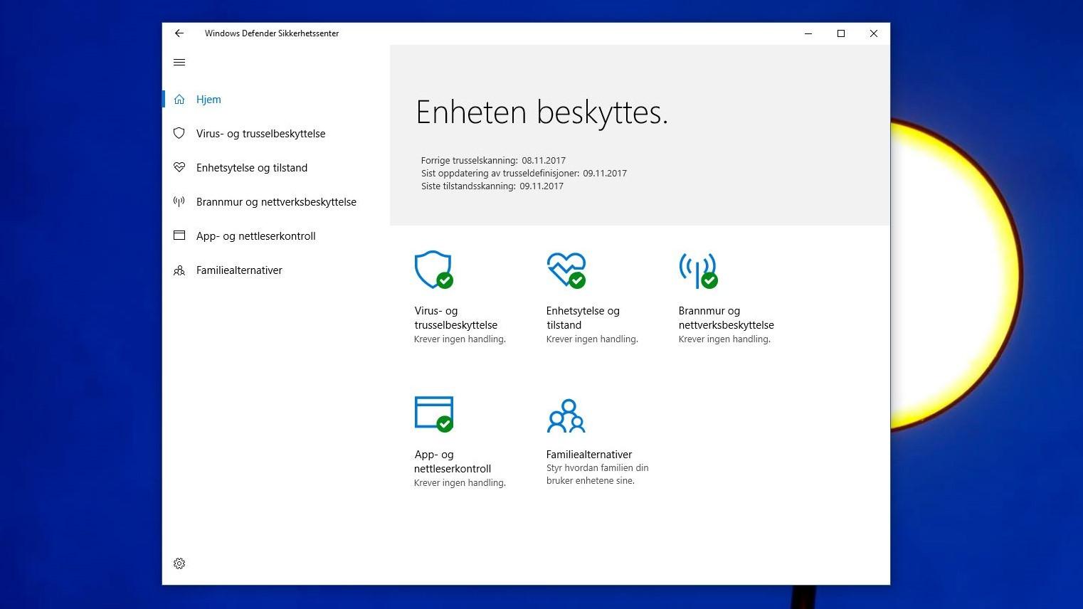 Windows 10 Fall Creators Update har en kjekk løsning mot løsepengevirus.