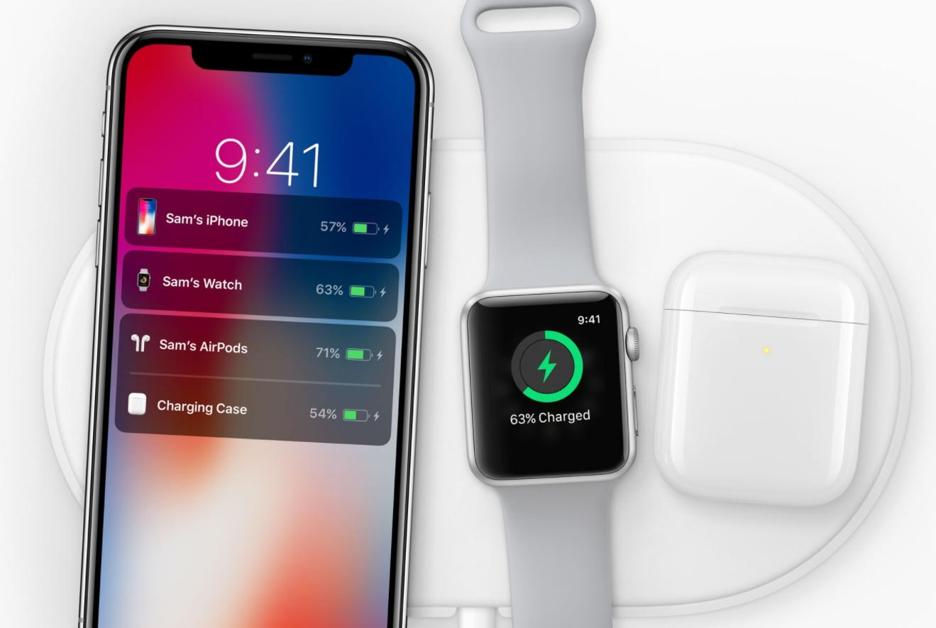Apples ladestasjon lanseres etter iPhone X som kommer i morgen.