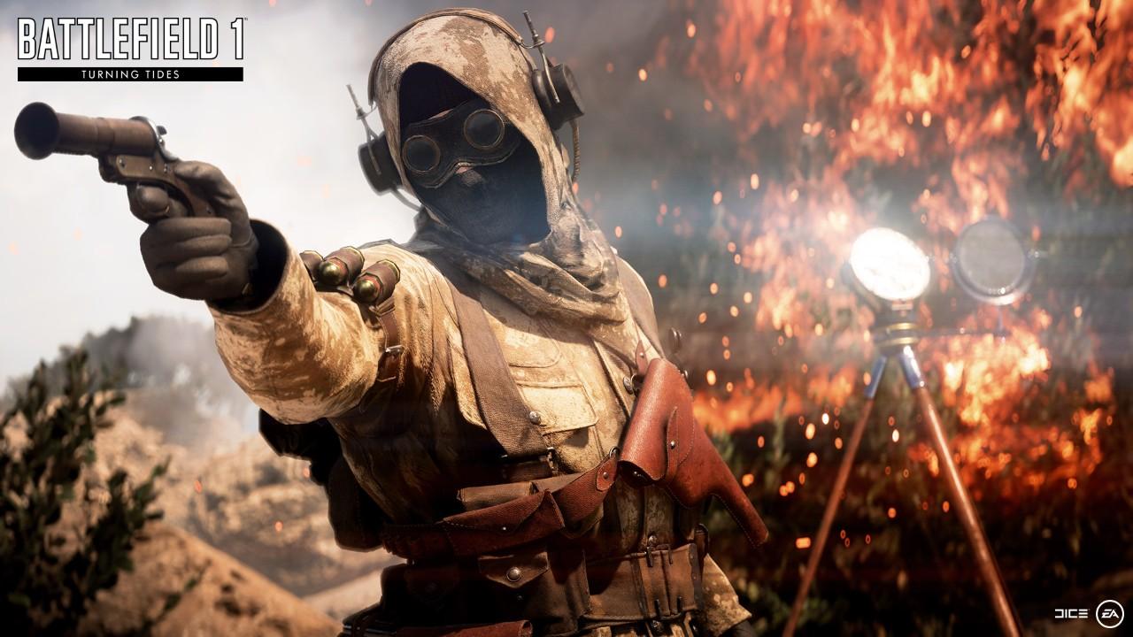 Battlefield 1 får snart mer innhold.
