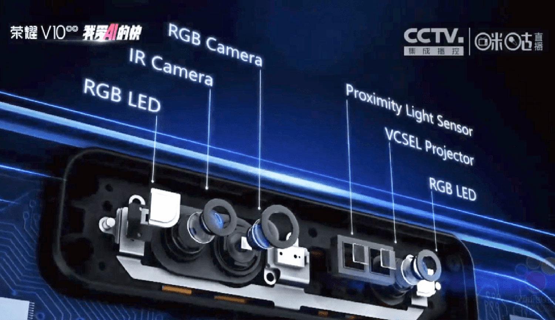 Huawei jobber med en kraftig 3D-sensor.