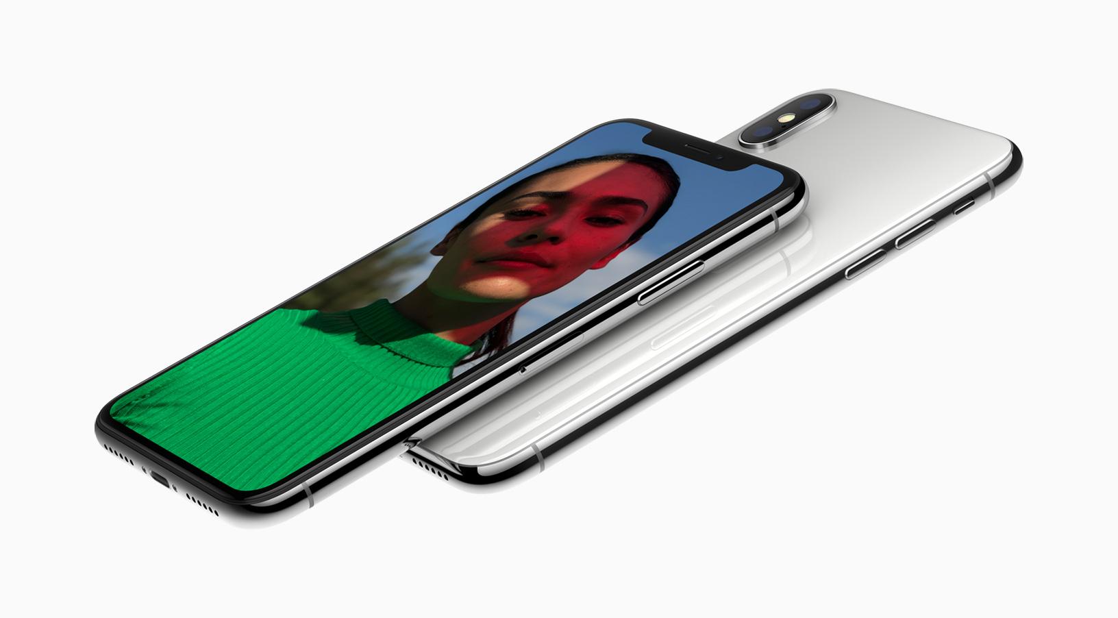 iPhone X møtte et speilløst kamera til videoduell.